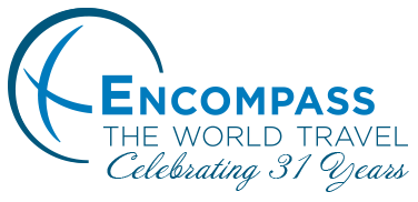 Encompass The World Travel Logo - Click to go Home