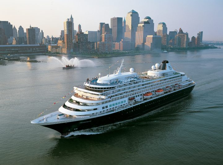 Holland America New England